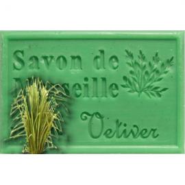 Vetiver - Savon de Marseille - BIO