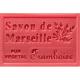 Himbeer - Savon de Marseille