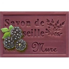 Brombeere - Savon de Marseille - BIO