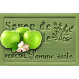 Grüner Apfel - Savon de Marseille - BIO