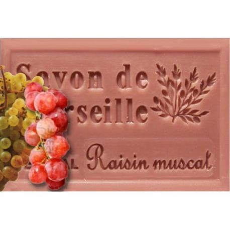 Muscatdruif - Savon de Marseille