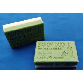 Duo Eisenkraut-Eselsmilch - Savon de Marseille