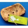 Zeepschaaltje olijvenhout