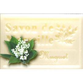 Lelietjes van Dalen - Savon de Marseille - BIO