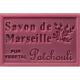 Patchouly - Savon de Marseille