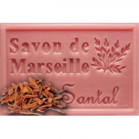Sandelholz - Savon de Marseille