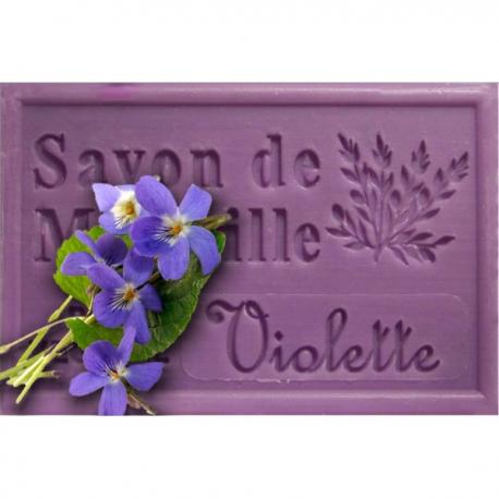 Veilchen - Savon de Marseille