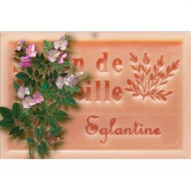 Eglantier - Savon de Marseille - BIO