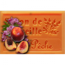 Pfirsich - Savon de Marseille BIO