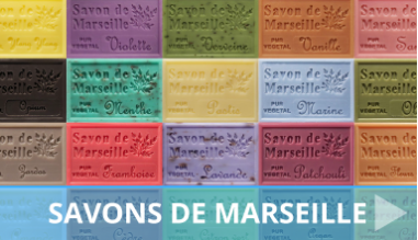 Savons de Marseille